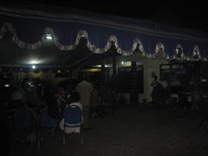 Acara Temu Kangen dari rombongan Surabaya di Villa Nova