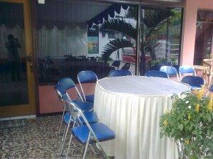 acara di Villa Nova Songgoriti