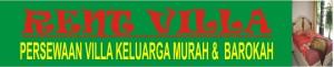 Villa Persewaan Murah Sederhana Milik Keluarga Muslim @
