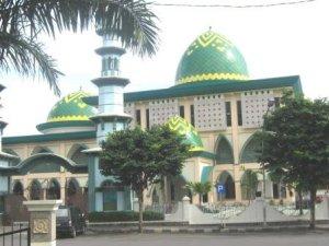 Masjid An Nuur Batu Malang