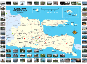 East Java Map (sumber @internet)